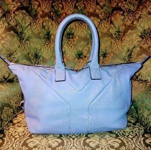 """Yves Saint Laurent """"Y Easy"""" bag - pale blue"""